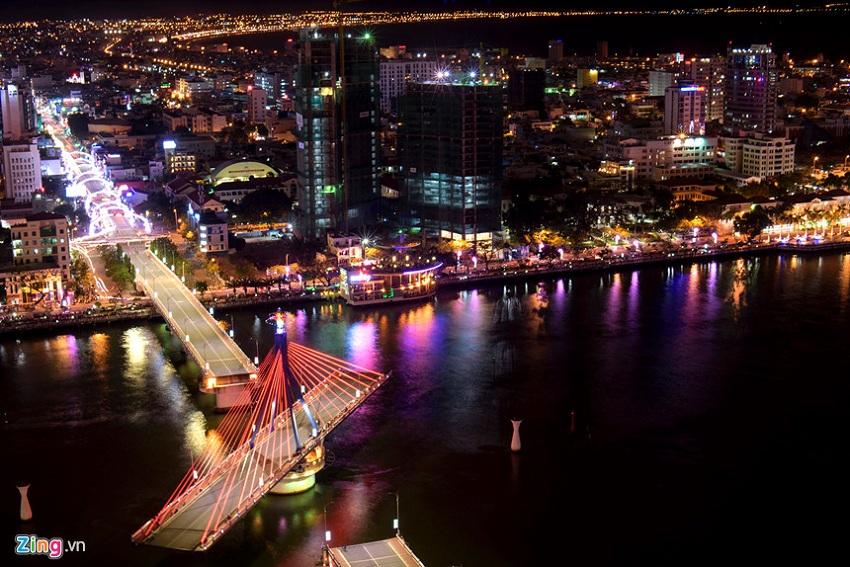 Hình ảnh : Cầu quay Sông Hàn