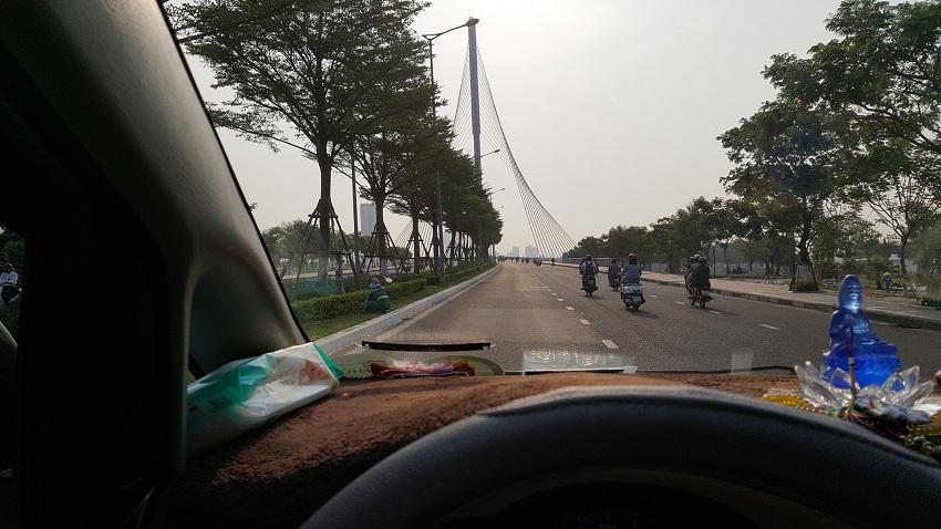 Hình ảnh : Cầu Trần Thị Lý