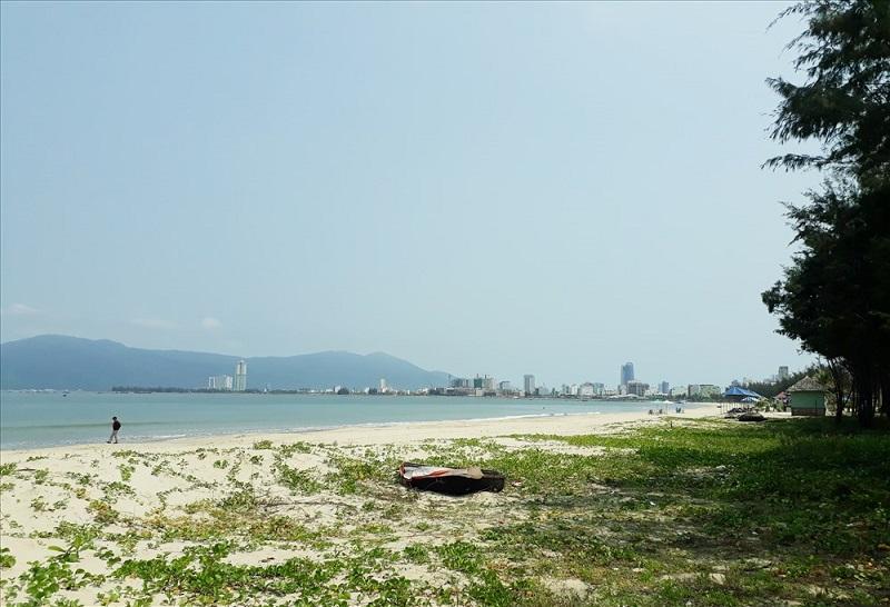 bờ biển đà nẵng