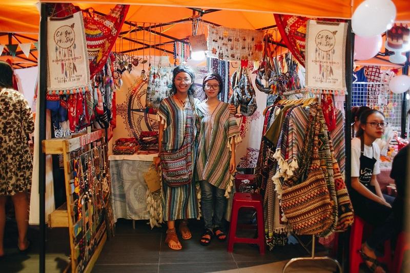 chợ phiên bazaar đà nẵng
