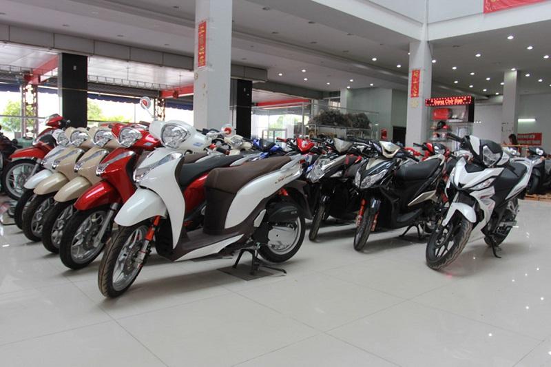 cửa hàng cho thuê xe máy đà nẵng