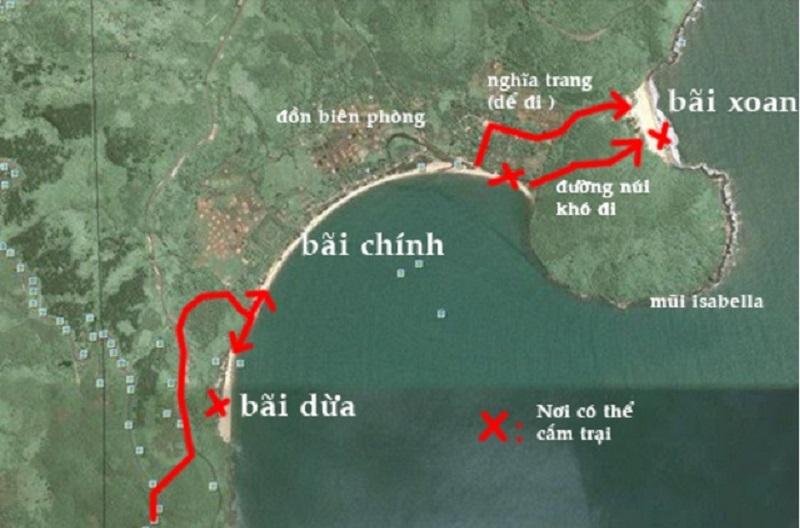 đường đến làng vân đà nẵng