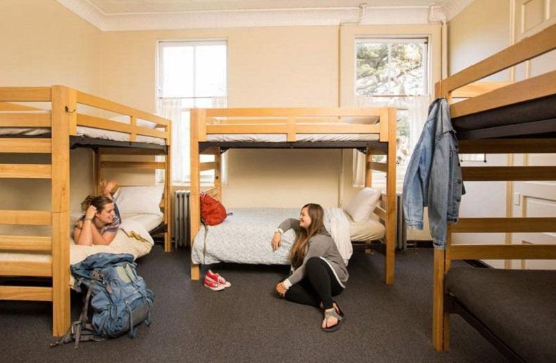 kinh nghiệm chọn hostel