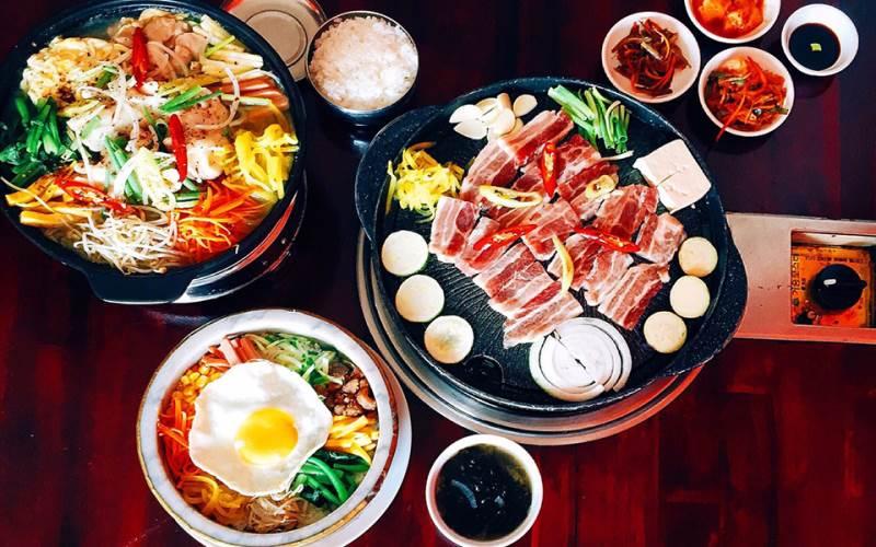 quán ăn Hàn Quốc Dae Jang Geum tại Đà Nẵng