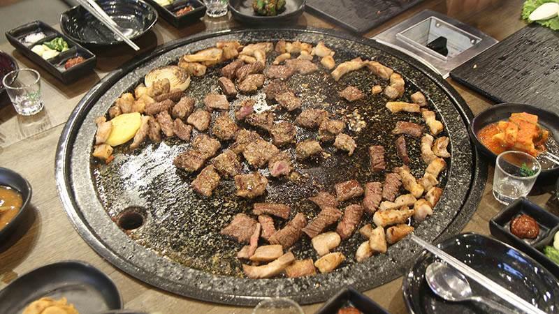 quan ăn Hàn Quốc ở Đà Nẵng