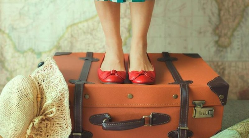 sắp xếp hành lý khi đi du lịch